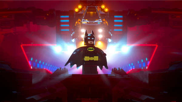 On Sale: The LEGO Batman Movie DVD Only for $18 on Barnesandnoble