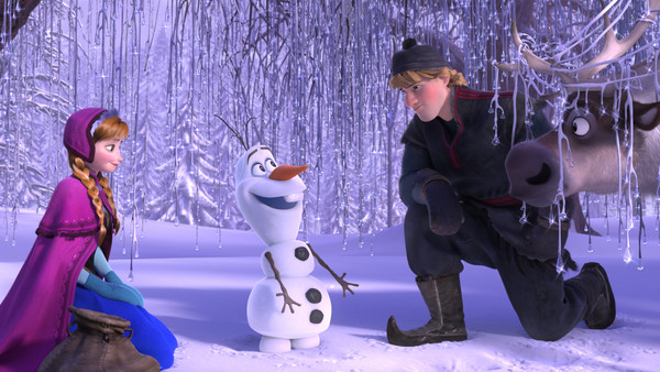 Up to $10 OFF on Frozen DVD via FRANKSDVDMOVIES